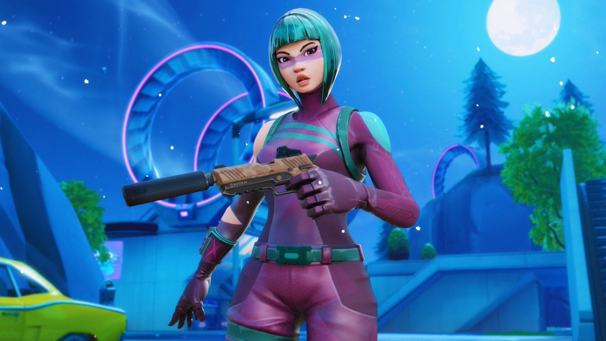 How To Get The Wonder Skin In Fortnite
